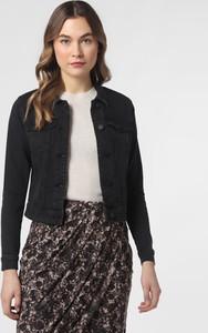 Czarna kurtka Noisy May z jeansu