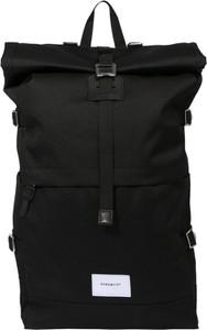 Czarny plecak Sandqvist