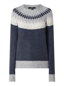 Sweter Vero Moda w stylu skandynawskim
