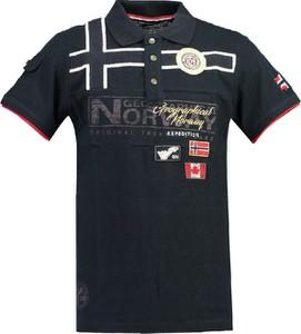 Koszulka polo Geographical Norway