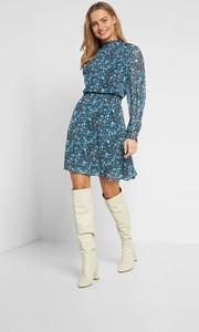 Sukienka ORSAY mini z długim rękawem