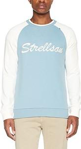 Błękitna bluza Strellson