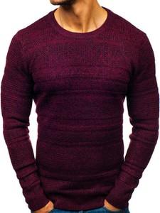 Różowy sweter Denley