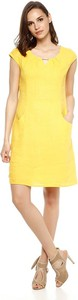 Sukienka Fleur De Lin mini z krótkim rękawem