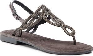 Sandały Tamaris w stylu casual z klamrami