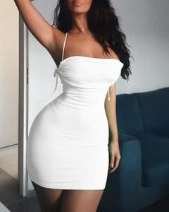 Sukienka Kendallme na ramiączkach mini