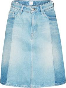 Niebieska spódnica Boss