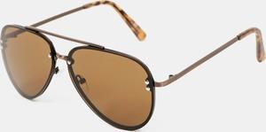 Aldo Feleogild Okulary przeciwsłoneczne Brązowy