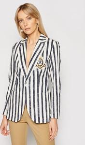 Polo Ralph Lauren Płaszcz przejściowy 211827937001 Granatowy Regular Fit