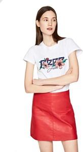 T-shirt Pepe Jeans z okrągłym dekoltem
