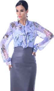 Bluzka Iren Klairie ze sznurowanym dekoltem w stylu boho
