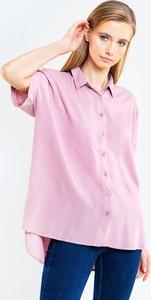 Różowa koszula Big Star