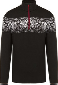Czarna bluza Newland w młodzieżowym stylu z dzianiny