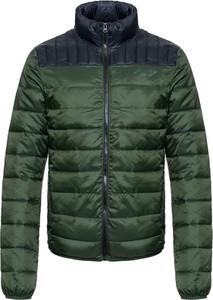 Zielona kurtka Wrangler w stylu casual
