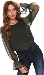 Bluzka Top Secret w stylu casual z długim rękawem