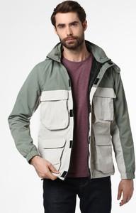 Zielona kurtka Redefined Rebel w stylu casual