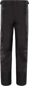 Brązowe spodnie sportowe The North Face