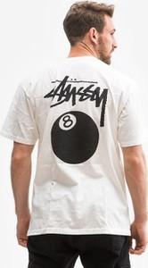 T-shirt Stussy w młodzieżowym stylu