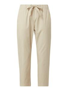 Spodnie Marc O'Polo z bawełny