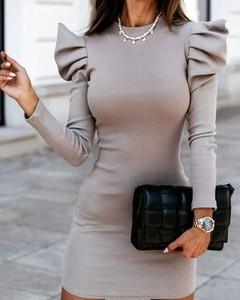 Sukienka Kendallme mini z golfem w stylu casual