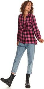 Koszula Top Secret z długim rękawem w stylu casual