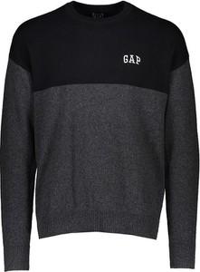 Czarny sweter Gap z wełny