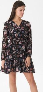 Sukienka House mini oversize z długim rękawem