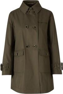Płaszcz Herno w stylu casual z bawełny