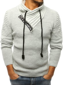 Sweter Dstreet z wełny w stylu casual