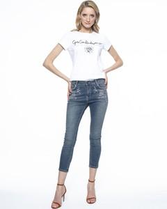 Jeansy L'AF w stylu casual z jeansu