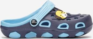 Granatowe buty dziecięce letnie born2be