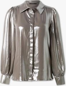 Srebrna bluzka Yessica Premium