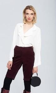 Spodnie Zoee z bawełny