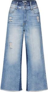 Niebieskie szorty Only w street stylu z jeansu