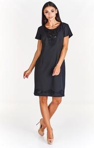 c9dc0db3cf sukienki wieczorowe rozmiar 48 - stylowo i modnie z Allani