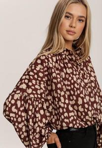 Brązowa bluzka Renee