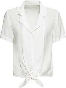 Koszula bonprix BODYFLIRT z krótkim rękawem