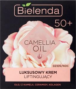 Bielenda Camellia Oil Luksusowy Krem Liftingujący 50+ Dzień/ Noc , 50 Ml