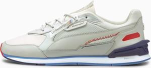 Buty sportowe Puma z płaską podeszwą z tkaniny