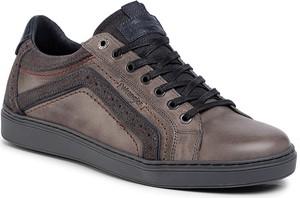Sneakersy WRANGLER - Owen Derby WM92090A Dk.Grey 56