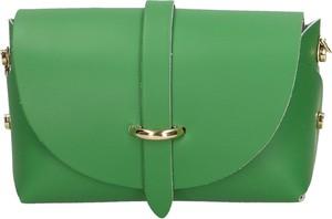 Zielona torebka Arturo Vannini