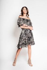 62066aca80 jedwabne zwiewne sukienki - stylowo i modnie z Allani
