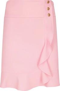 Różowa spódnica Pinko