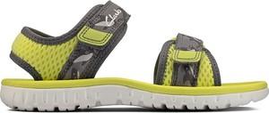Buty dziecięce letnie Clarks dla chłopców