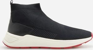 Czarne buty sportowe Reserved