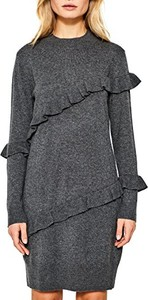 Sukienka amazon.de w stylu casual z długim rękawem