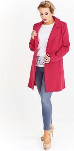 Płaszcz Jus-pol w stylu casual