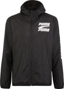 Brązowa kurtka Puma