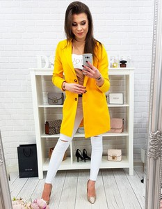 Żółty płaszcz Dstreet