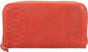 Czerwony portfel Ore10